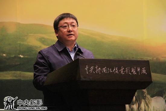 乌兰察布市市委常委、宣传部长曹思阳