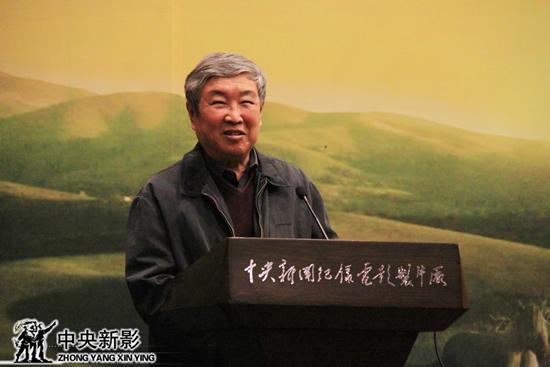 中国文联原副主席、中央重大革命和历史题材影视创作领导小组副组长李准