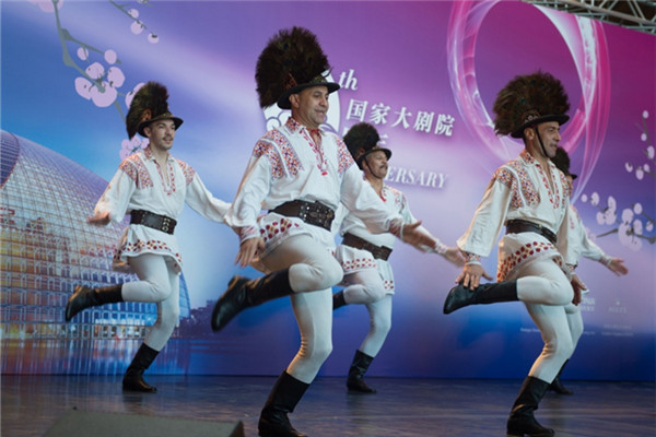 The National Center for the Performing Arts in Beijing hosted its annual Public Open Day on December 22nd, marking its 9th anniversary.
