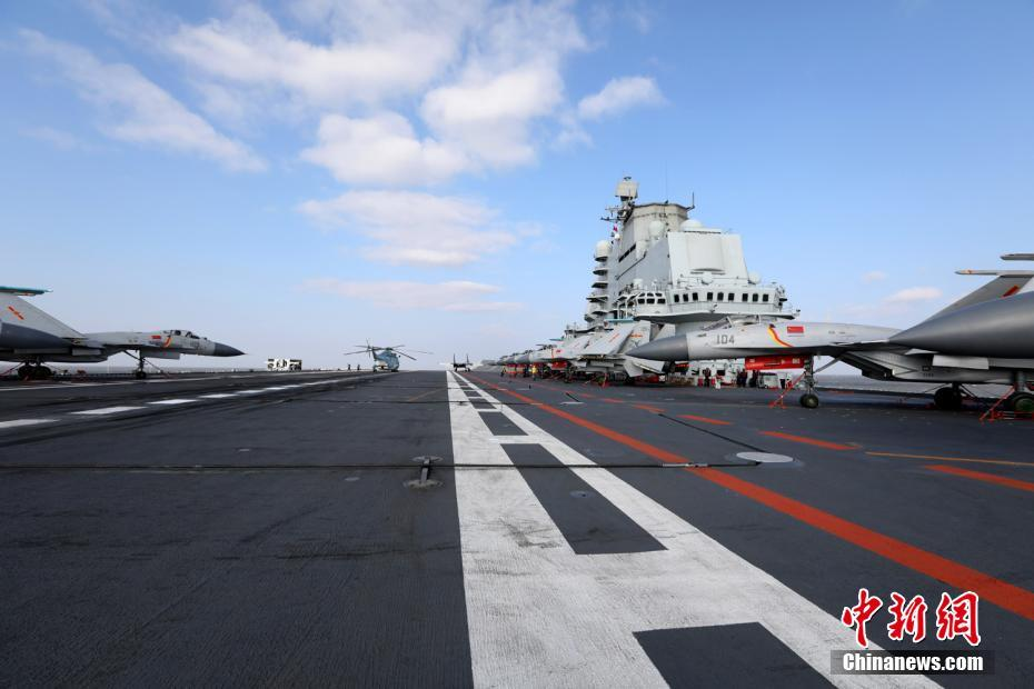 Portaaviones Liaoning participa en maniobras en el Mar Oriental de China