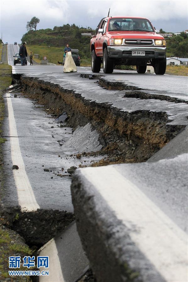 Miles de evacuados de Chile regresan a casa tras cancelarse lalerta de tsunami