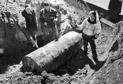 德国南部城市引爆一个巨型的二战时期炸弹,居民在圣诞日大撤离 供图