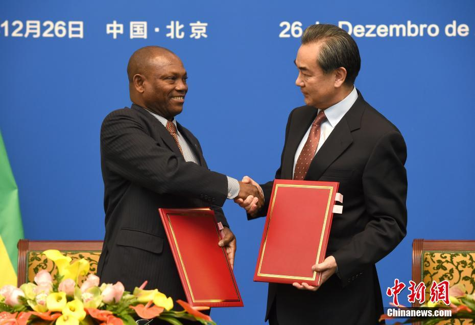 Resumption of China-Sao Tome ties to benefit two peoples