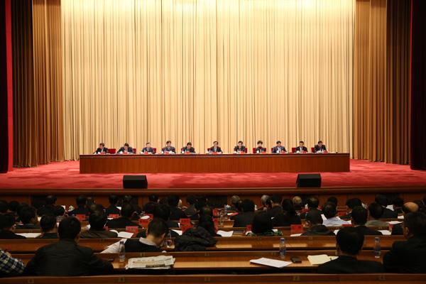 El Ministerio de Comercio de China celebró el lunes una conferencia nacional para hacer balance de 2016.