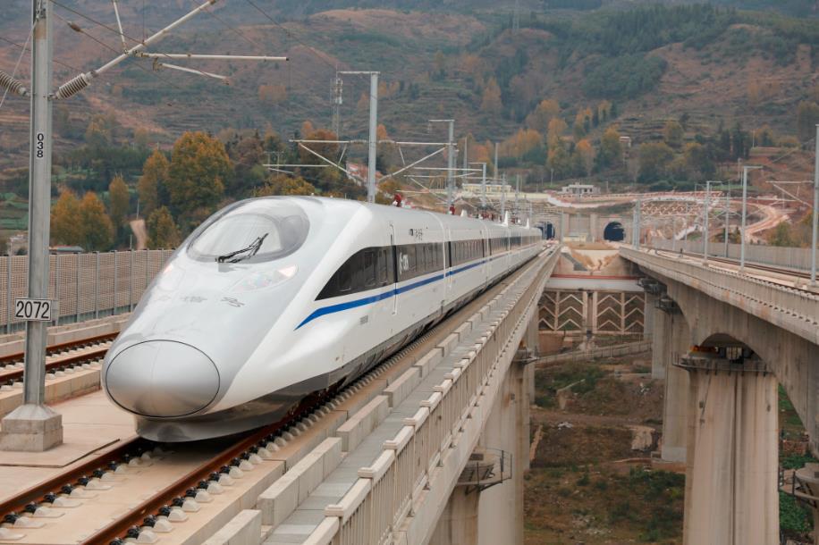 """A la venta los billetes para viajar en tren rápido a la """"Ciudad de la primavera"""""""