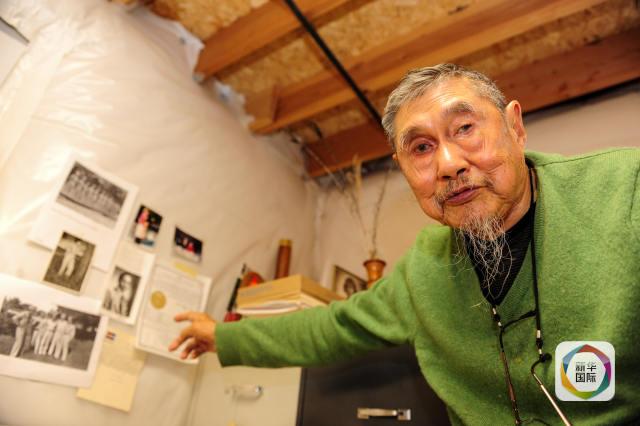 Abe debería primero pedir disculpas a China, dice veterano de Segunda Guerra Mundial