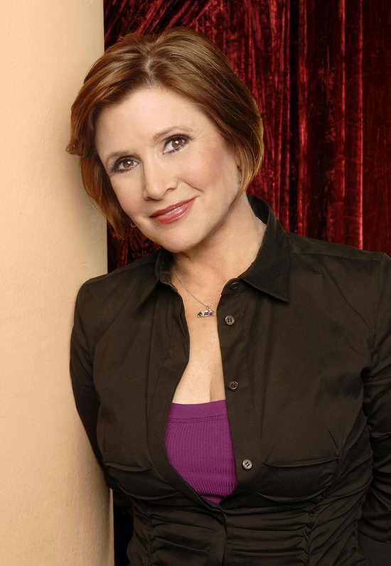 "Carrie Fisher, actress best known as Princess Leia in the ""Star Wars"" movie franchise, died at the age of 60 on Tuesday morning, after suffering a heart attack on a flight from London to Los Angeles last Friday."