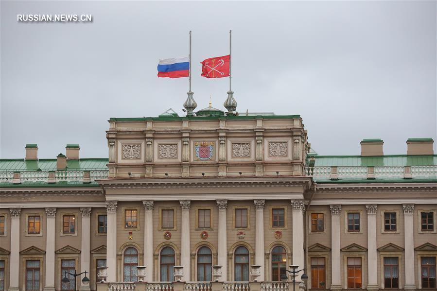 Россия скорбит по жертвам катастрофы Ту-154