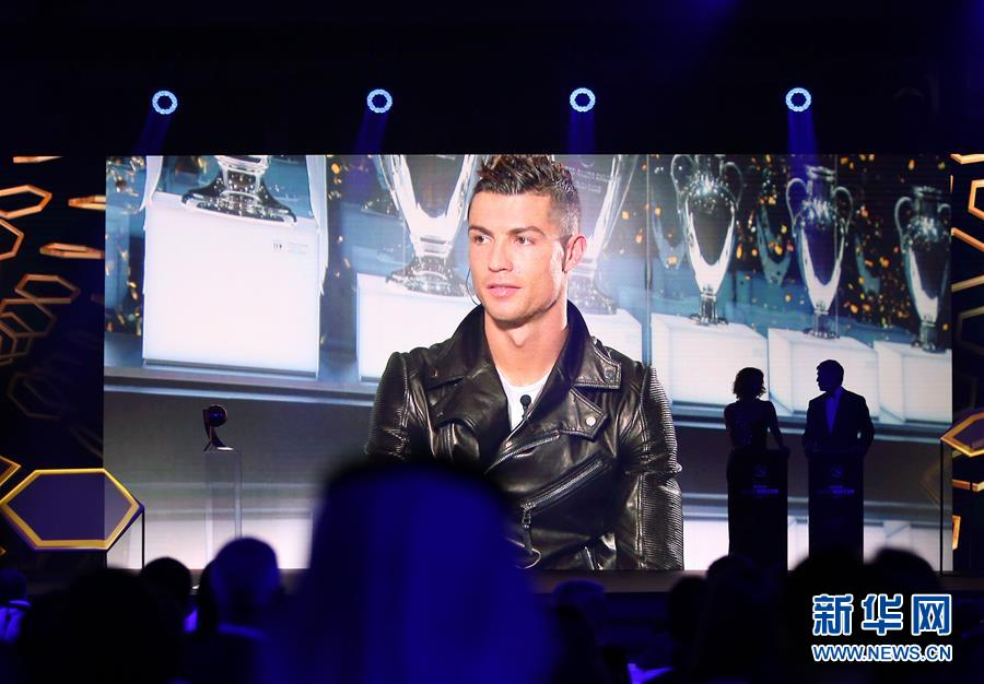 Ronaldo,elegido Mejor Jugador del Año