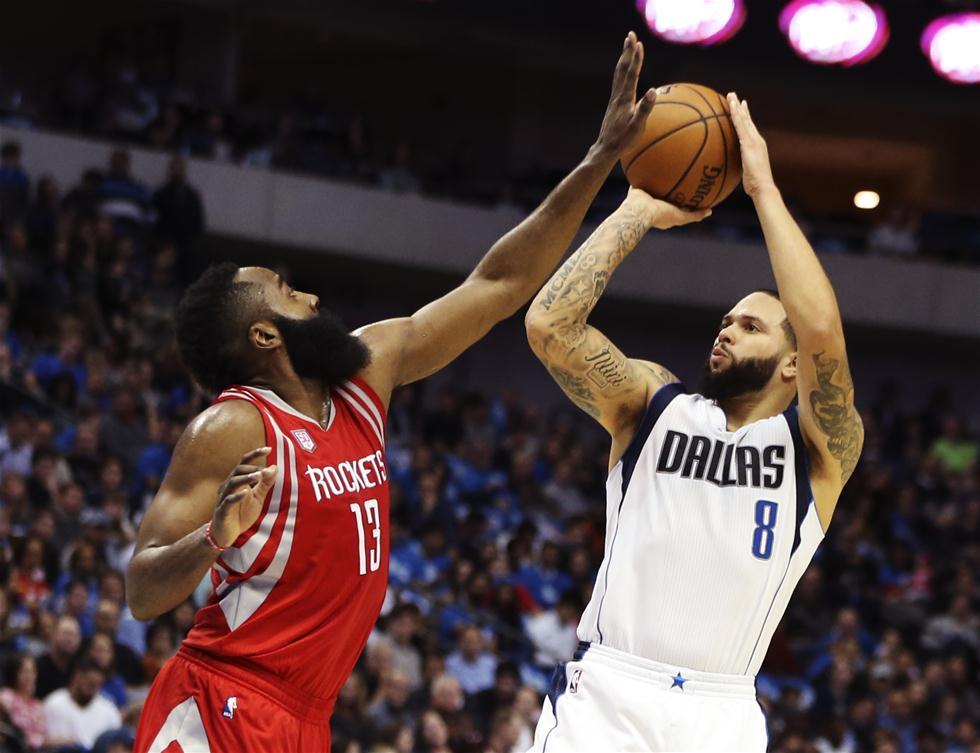 NBA: Harden