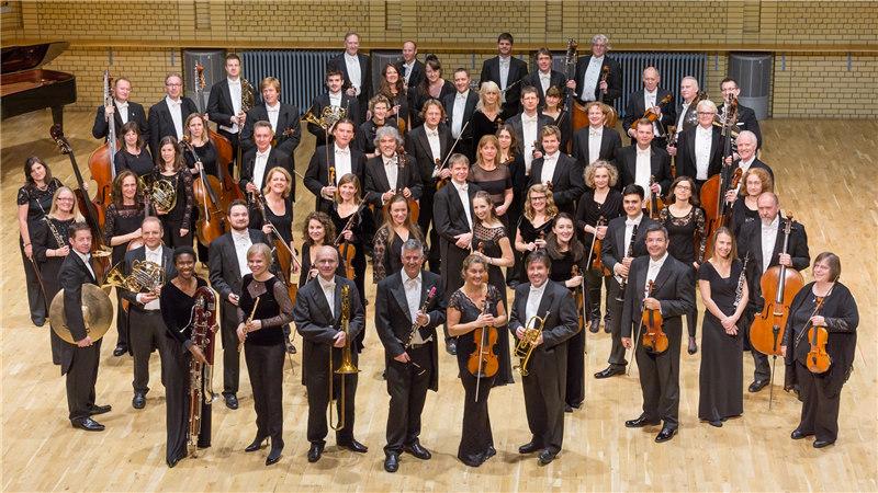 世界名团英国伯明翰市立交响乐团