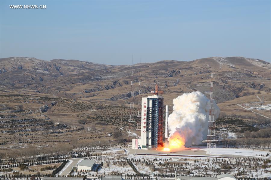 China lanza dos satélites de teledetección de alta resolución