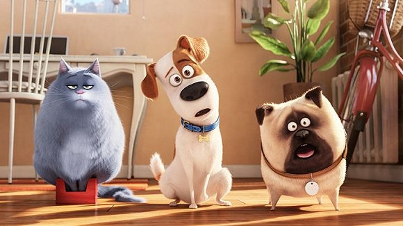 """The Secret Life of Pets"" earned more than $875 million in global sales."