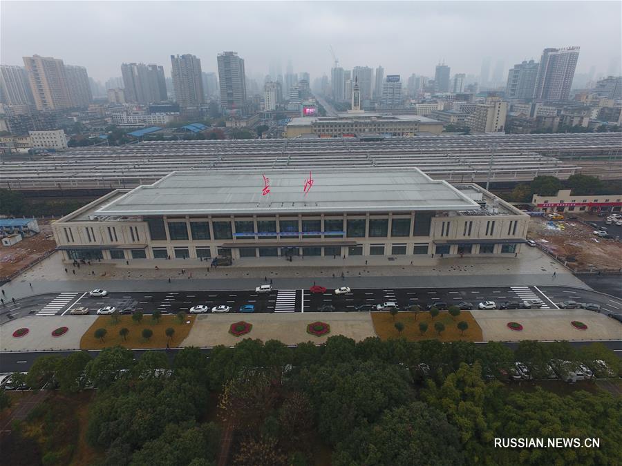 Первый в Китае междугородный поезд со скоростью движения 160 км/ч сдан в эксплуатацию