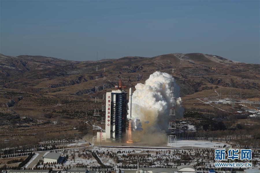 В Китае успешно запустили два спутника дистанционного зондирования Земли