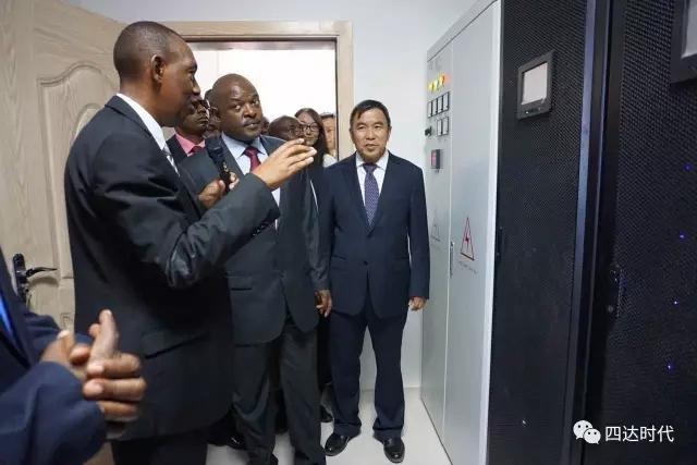 Le Burundi passe à la télévision numérique