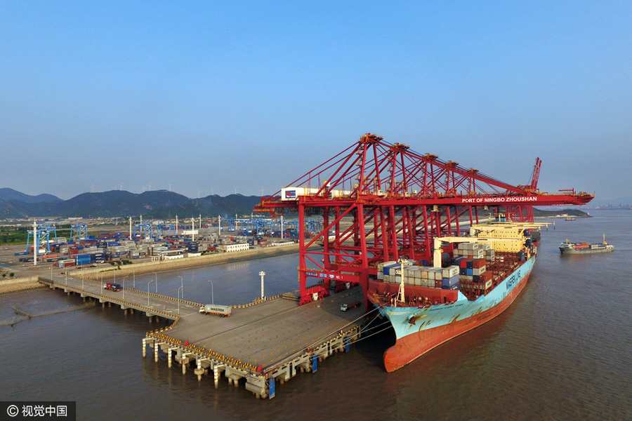 China rechaza que se apunte a sus empresas