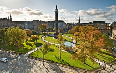 新的世界级艺术中心将坐落于爱丁堡圣安德鲁广场