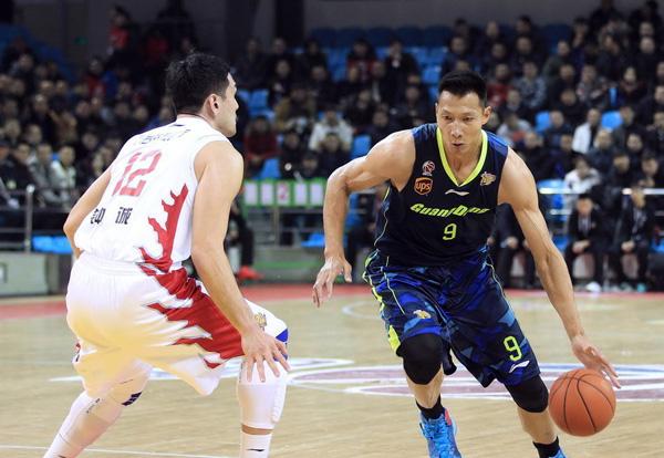 El Guangdong consigue su 17ª victoria consecutiva al derrotar al Jilin por 119-113