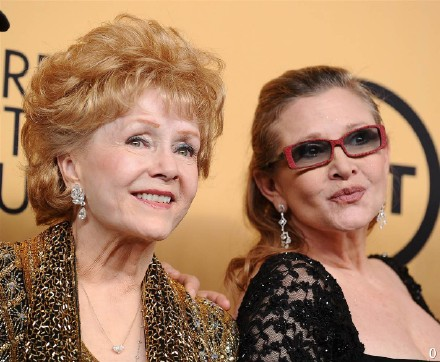 Hollywood star Debbie Reynolds died of stroke Wednesday at the age of 84, one day after her daughter Carrie Fisher