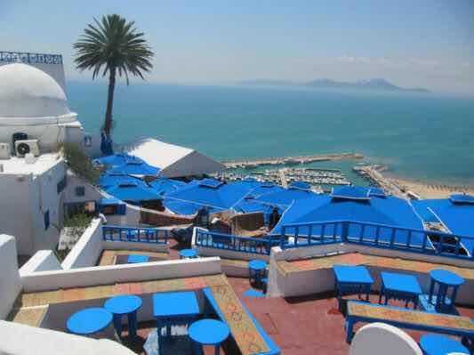 المناظر التونسية الجميلة