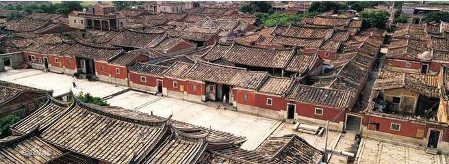 南安蔡氏古民居建筑群:被誉为地道的清朝闽南博物馆