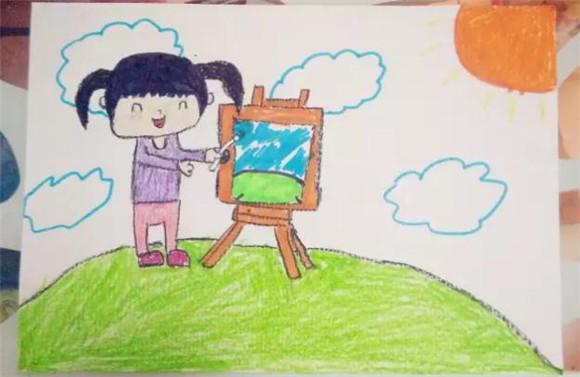 【梦想启航】给未来的画 第四批入选作品