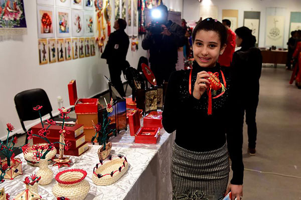 Activities held during the 2016 Chinese-Egyptian Culture Year have made Egyptians know more about China, not only as an economic power, but also a cultural power.[Photo/Xinhua]