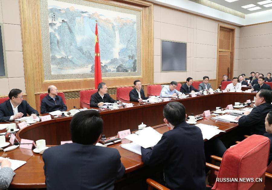 Си Цзиньпин призвал направить еще больше усилий на обеспечение безопасности пещевых продуктов