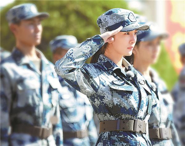 PLA's media volley seeks young recruits - CCTV News - CCTV