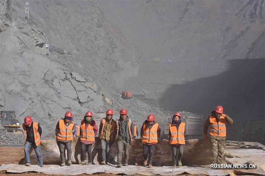 """К концу 2023 года в Юго-Западном Китае завершится строительство ГЭС """"Лянхэкоу"""""""