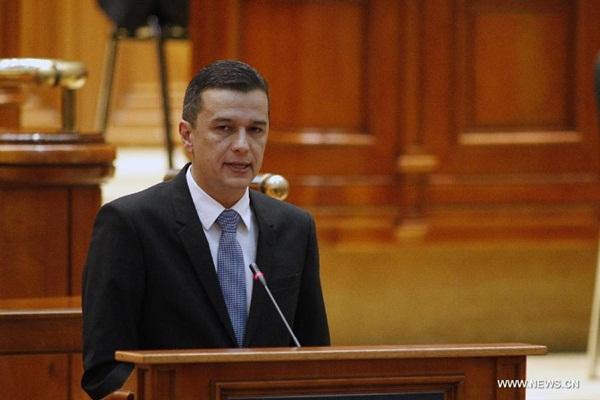 الحكومة الجديدة فى رومانيا تفوز بالتصويت على الثقة