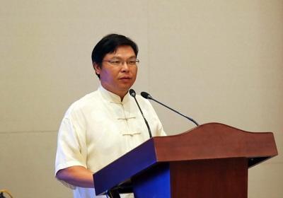 السفير الصيني يي شيان ليانغ (الصورة من موقع وزارة الخارجية)