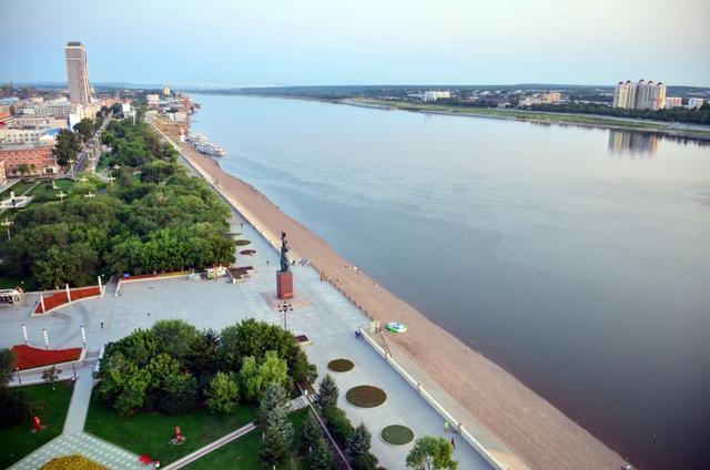 Началось строительство автомобильного моста через р. Хэйлунцзян /Амур/, который свяжет китайский город Хэйхэ и российский Благовещенск