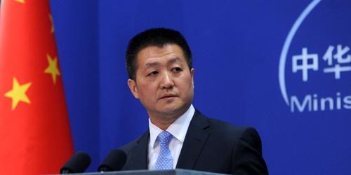 Представитель МИД КНР Лу Кан