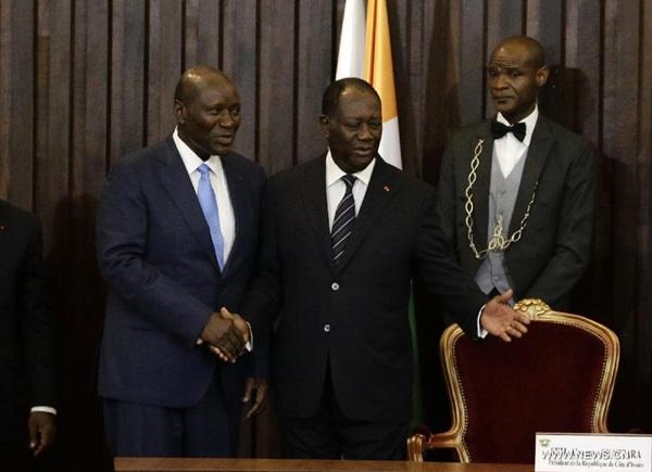 تعيين رئيس وزراء جديد في كوت ديفوار
