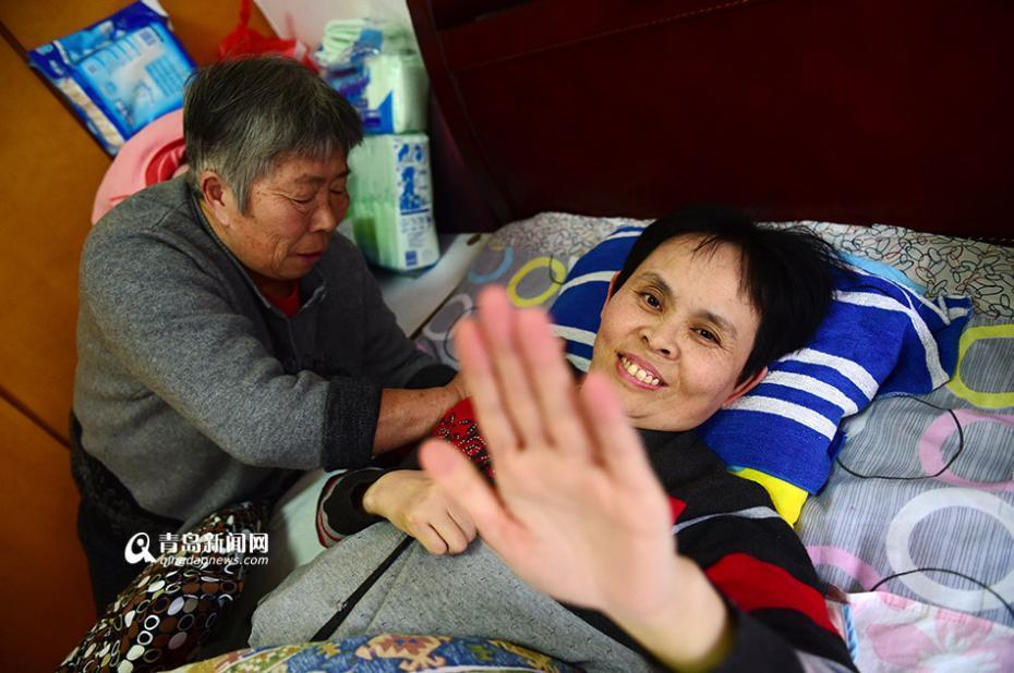 Guan cuida a su nuera, Yin Ailian