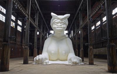 """纽约创意时代公共艺术组织是首批采用"""".art""""域名的机构之一"""