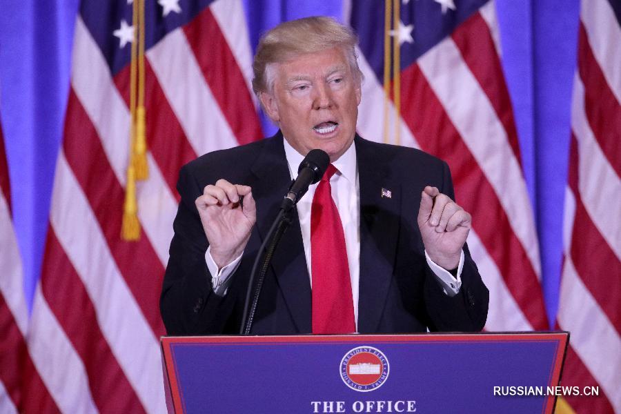Д.Трамп выразил мнение, что Россия стоит за хакерскими атаками в ходе выборов