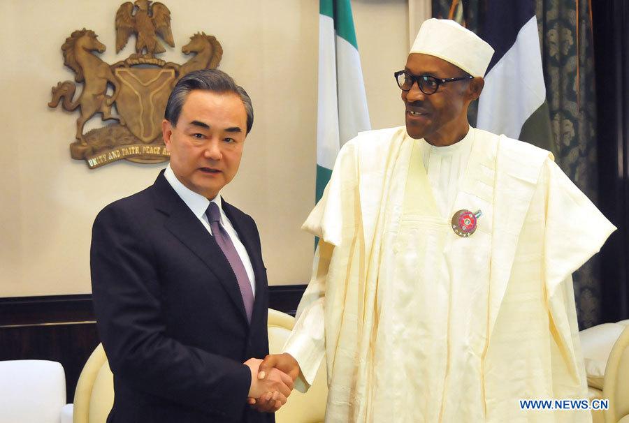 Nigeria : le président Buhari veut accueillir plus d