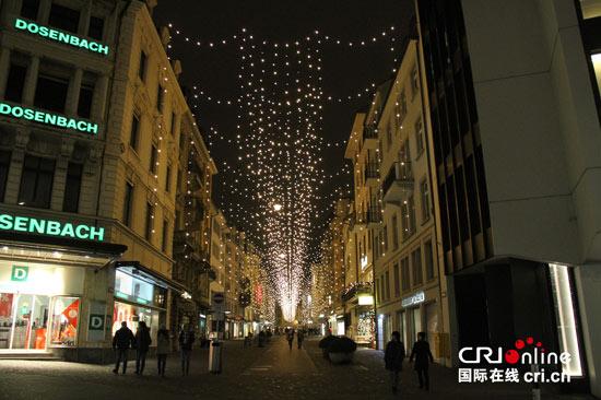 苏黎世班霍夫大街是世界上最富有的街道之一。