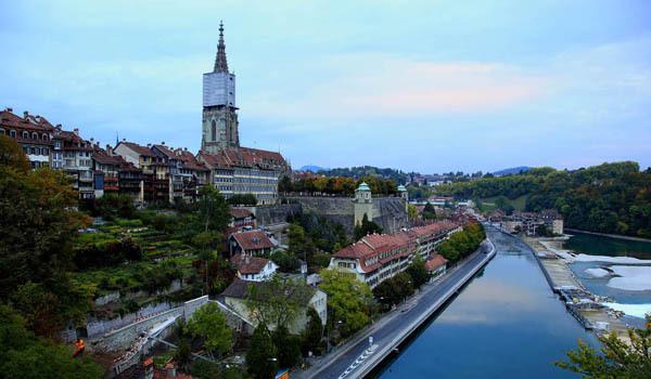 瑞士首都伯尔尼