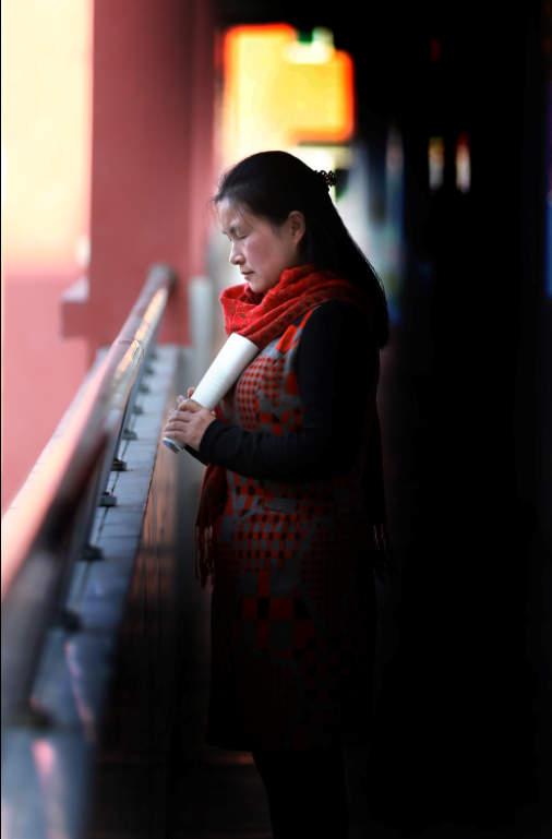 【网络媒体走转改】贵州盲人教师刘芳:
