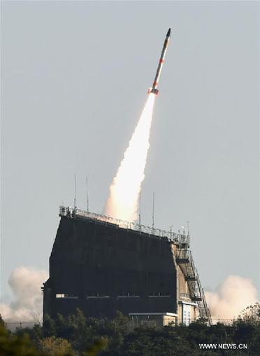 فشل إطلاق صاروخ ياباني يحمل قمرا صناعيا