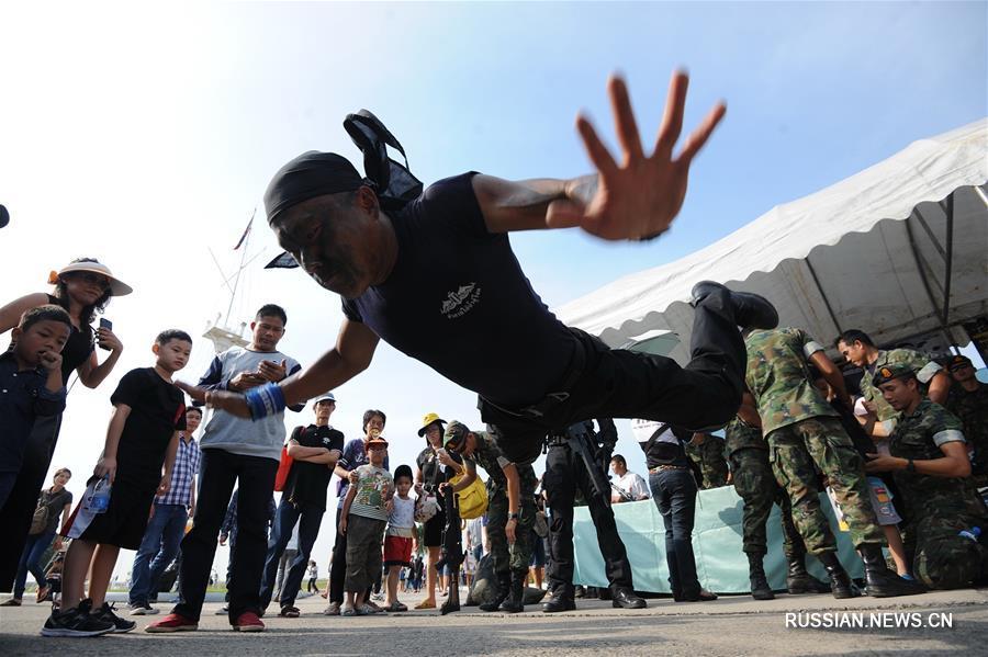 В Таиланде отпраздновали День детей