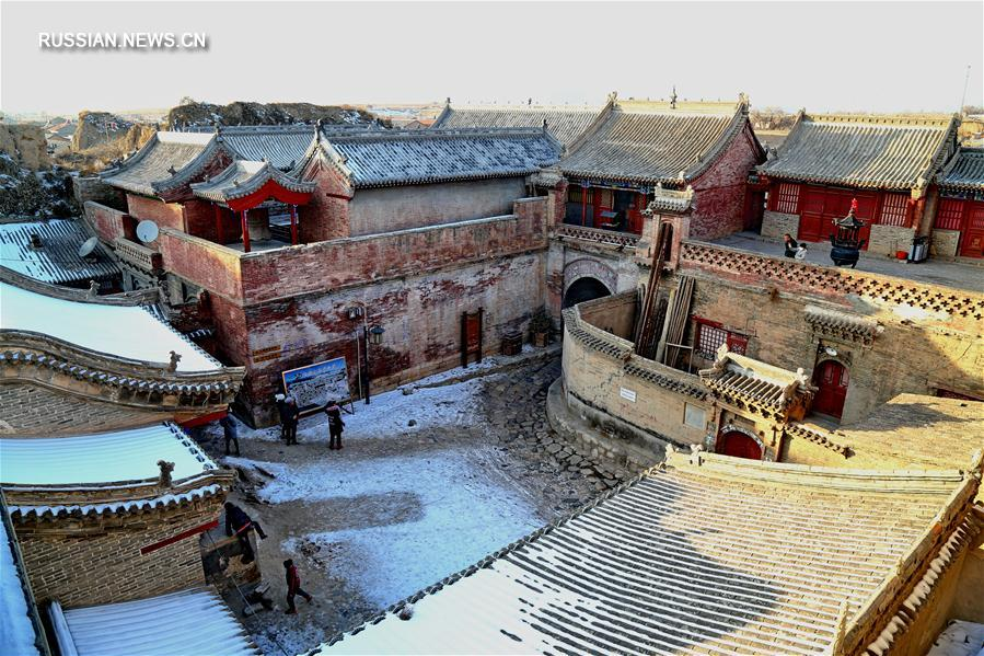 Древняя деревня Сигубао