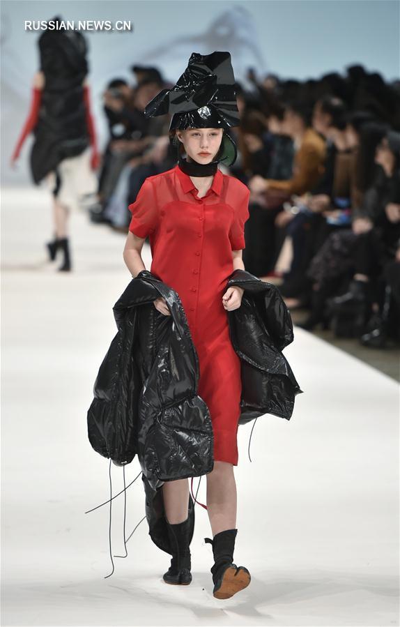 Открытие 48-го Сянганского фестиваля моды