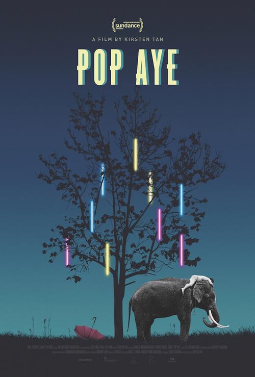 《大笨象》(POP AYE)海报