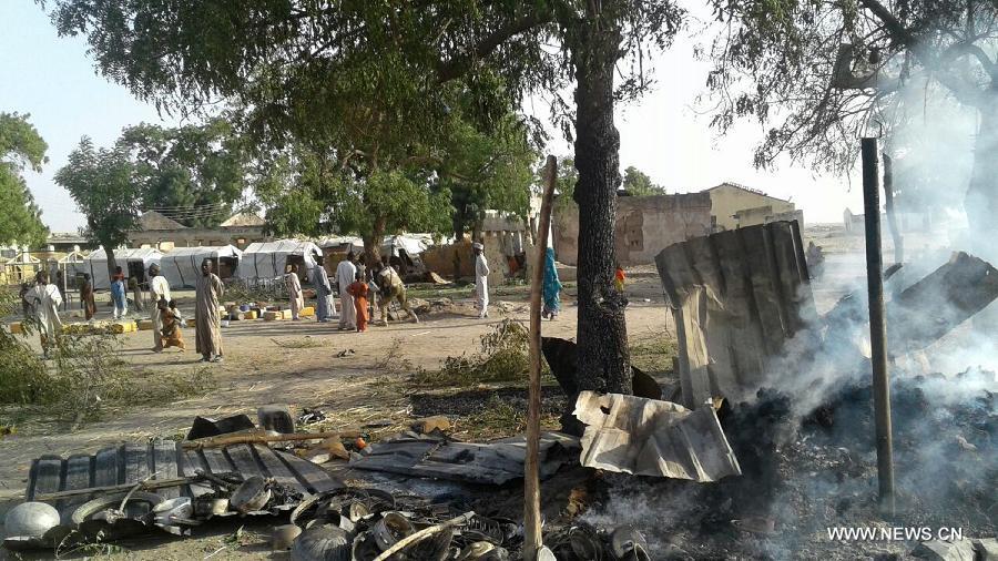 Au moins 52 morts dans une frappe aérienne contre un camp de réfugiés au Nigeria (MSF)