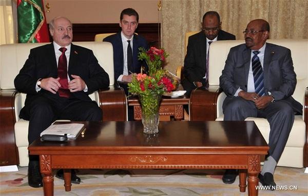 السودان وبيلاروسيا يوقعان اتفاقية الصداقة والتعاون الشامل